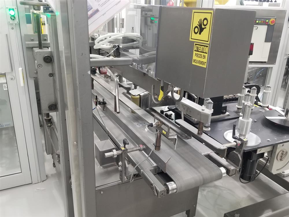 Image WEPACKIT MPT 300 Case Packer 1518290