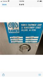 Image RAMCO Immersion Parts Washer System - Stainless Steel 1519253