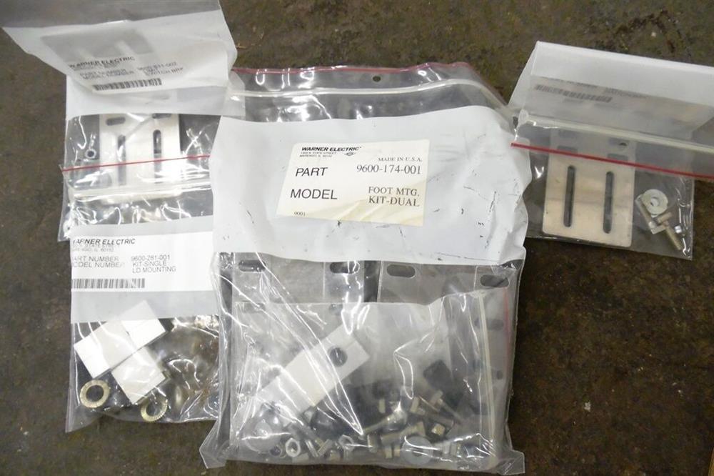 Image WARNER Electric Rapidtrak Actuator 1519605