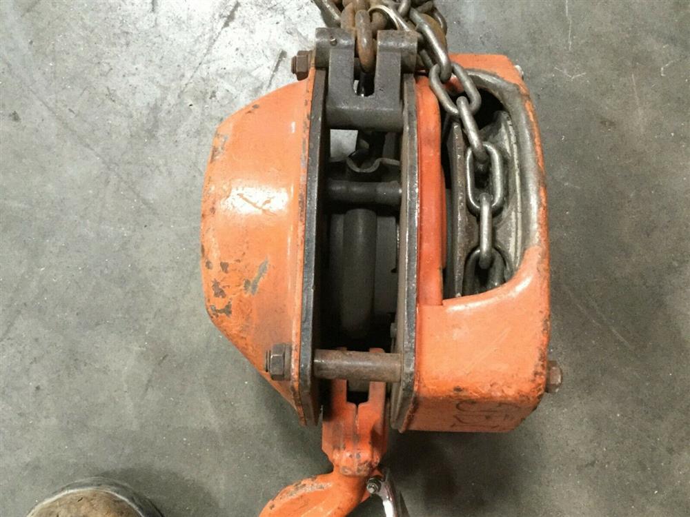 Image JET SHM-1-1/2T Chain Hoist - 1.5 Ton Capacity  1519650