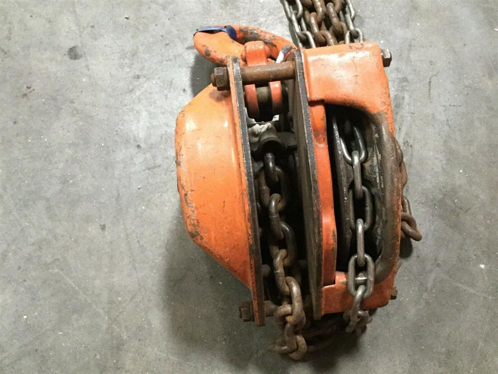 Image JET SHM-1-1/2T Chain Hoist - 1.5 Ton Capacity  1519651