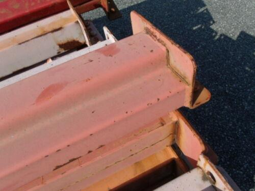 Image 96in Tear Drop Style Pallet Rack Cross Beams - Lot of 49 1519754