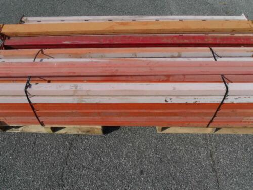 Image 96in Tear Drop Style Pallet Rack Cross Beams - Lot of 49 1519755