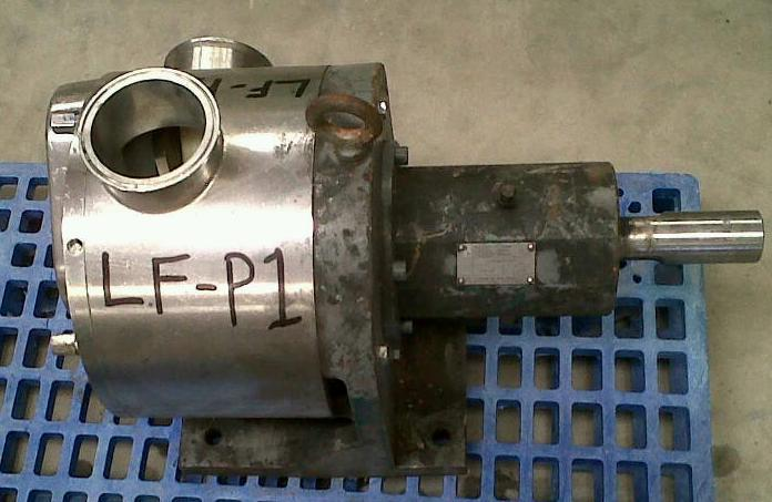 Image SINE PUMP SPS-50 Pump - 4in Inlet/Outlet, Stainless steel 1519803