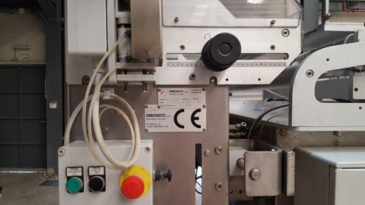 Image SIMIONATO SRL LOGIC 35 DX Integrated Packaging System 1519829