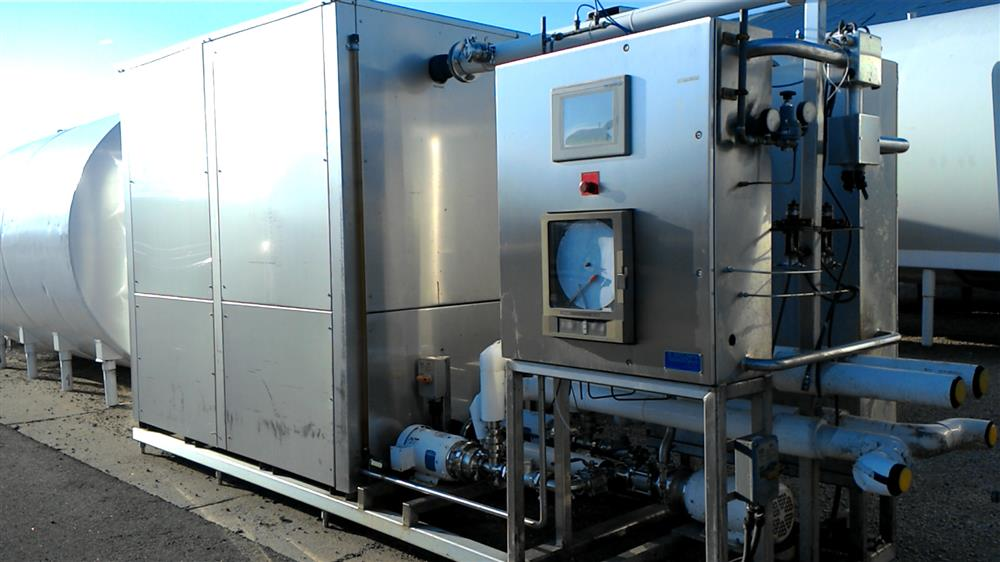 Image COLD SHOT CHILLERS Chiller with 30 HP Compressor and Multiple Pumps 1519926