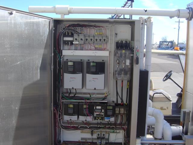 Image COLD SHOT CHILLERS Chiller with 30 HP Compressor and Multiple Pumps 1519929