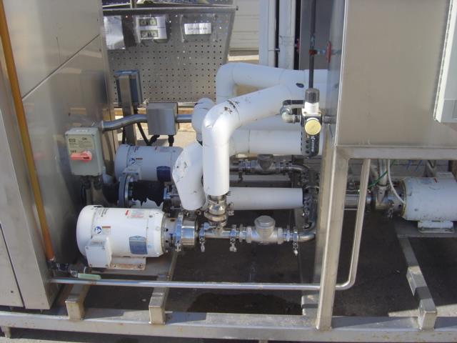 Image COLD SHOT CHILLERS Chiller with 30 HP Compressor and Multiple Pumps 1519930