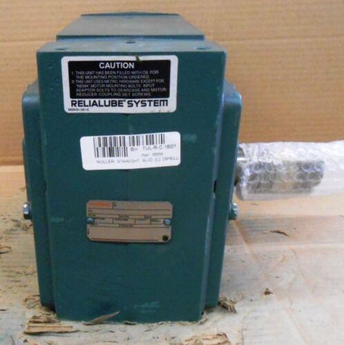 Image DODGE Combination Tigear Worm Gear Speed Reducer 1519966