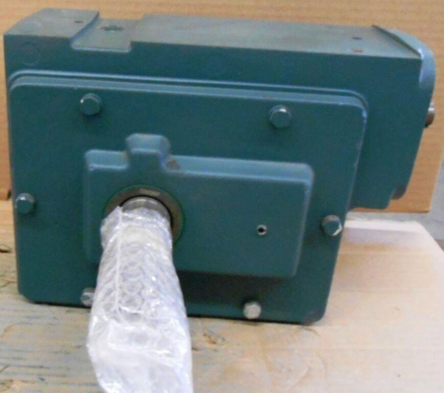 Image DODGE Combination Tigear Worm Gear Speed Reducer 1519969