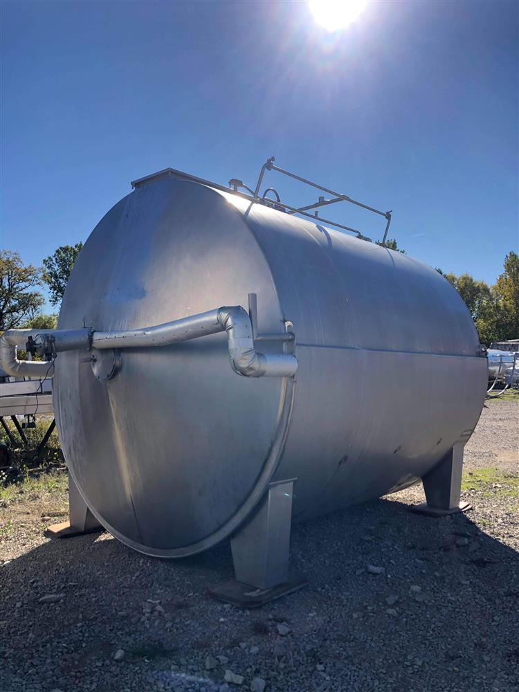 Image 40000 Lb. A-L STAINLESS OST Tank 1520019