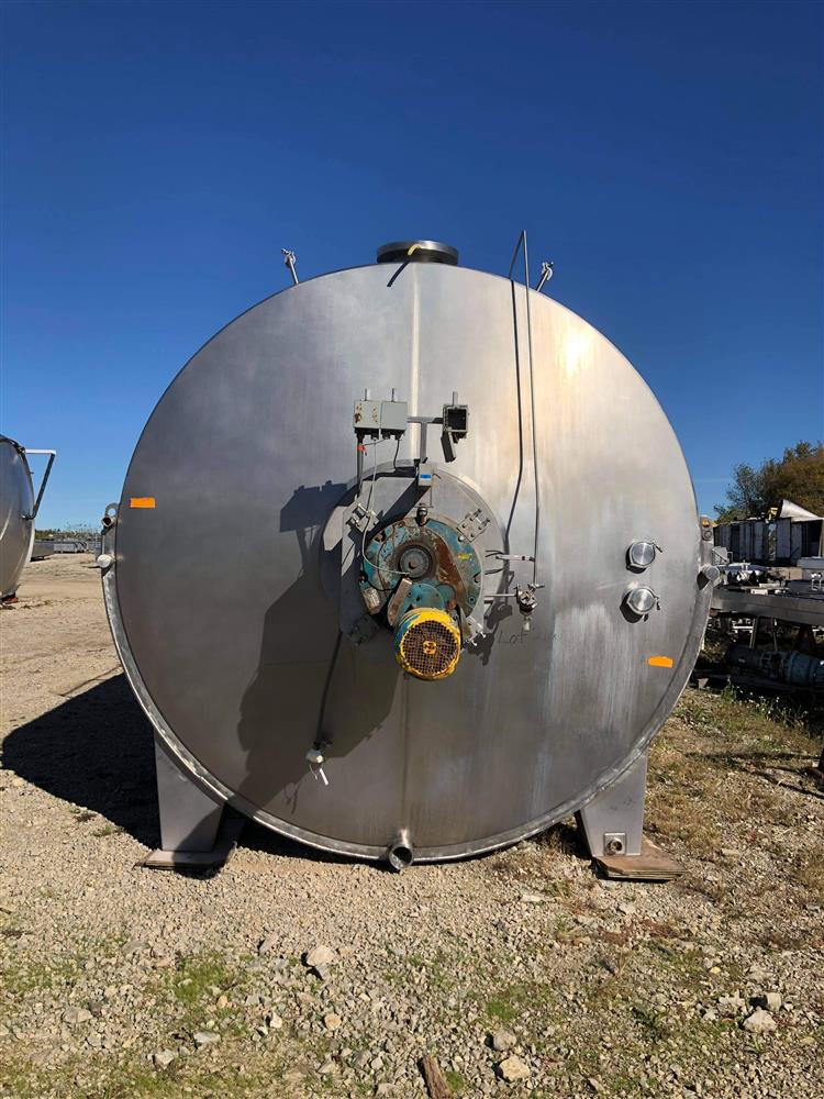 Image 40000 Lb. A-L STAINLESS OST Tank 1520025