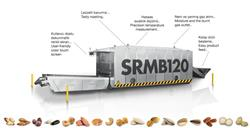 Image SRMB 120 Continuous Dry Roaster 1520671