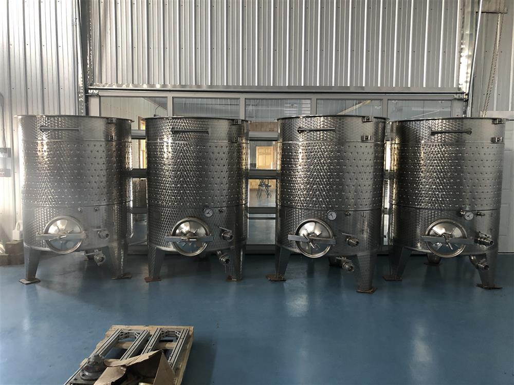 Image Dimple Jacketed Tank - Stainless Steel 1563619