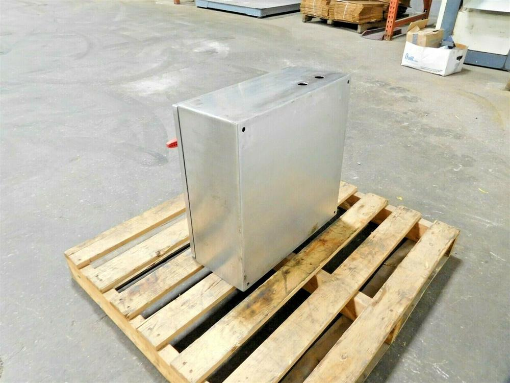 Image HOFFMAN Electrical Enclosure with Allen Bradley Panelview 1525019