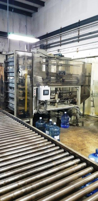 Image 5 Gallon Water Bottling Line with Stacker 1525083
