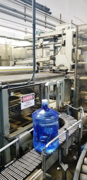 Image 5 Gallon Water Bottling Line with Stacker 1525085