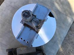 Image 600 Gallon High Shear Mixing Tank - 304 Stainless Steel 1526734