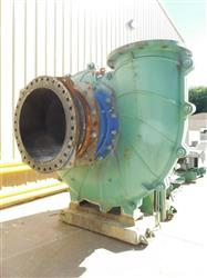Image WARMAN Rubber Lined 800 GSL Slurry Pump with 1100 HP Motor 1527219