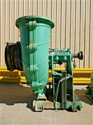 Image WARMAN Rubber Lined 800 GSL Slurry Pump with 1100 HP Motor 1527230