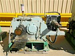 Image WARMAN Rubber Lined 800 GSL Slurry Pump with 1100 HP Motor 1527220