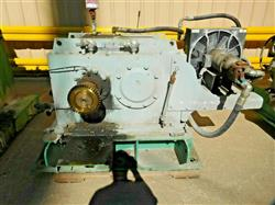 Image WARMAN Rubber Lined 800 GSL Slurry Pump with 1100 HP Motor 1527231