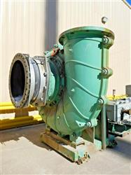 Image WARMAN Rubber Lined 800 GSL Slurry Pump with 1100 HP Motor 1527241