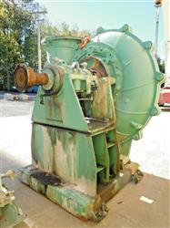 Image WARMAN Rubber Lined 800 GSL Slurry Pump with 1100 HP Motor 1527233