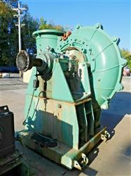 Image WARMAN Rubber Lined 800 GSL Slurry Pump with 1100 HP Motor 1527244