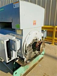 Image WARMAN Rubber Lined 800 GSL Slurry Pump with 1100 HP Motor 1527247