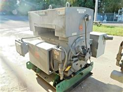 Image WARMAN Rubber Lined 800 GSL Slurry Pump with 1100 HP Motor 1527248