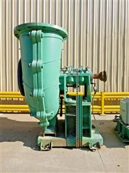 Image WARMAN Rubber Lined 800 GSL Slurry Pump with 1100 HP Motor 1527265