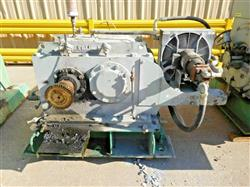 Image WARMAN Rubber Lined 800 GSL Slurry Pump with 1100 HP Motor 1527255