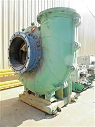 Image WARMAN Rubber Lined 800 GSL Slurry Pump with 1100 HP Motor 1527256