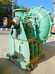 Image WARMAN Rubber Lined 800 GSL Slurry Pump with 1100 HP Motor 1527257