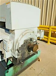 Image WARMAN Rubber Lined 800 GSL Slurry Pump with 1100 HP Motor 1527259