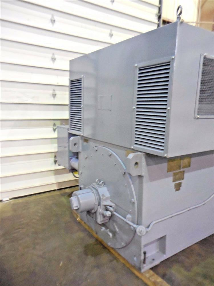 Image 2500 HP WESTINGHOUSE Induction Motor 1527566