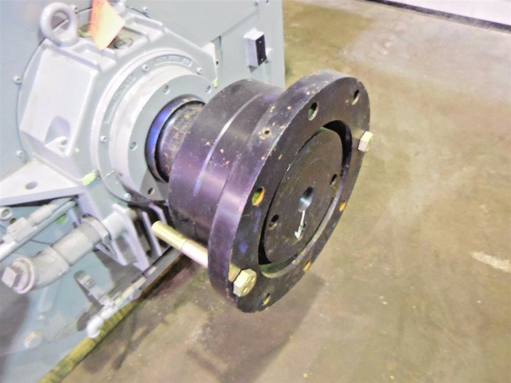 Image 2500 HP WESTINGHOUSE Induction Motor 1527567