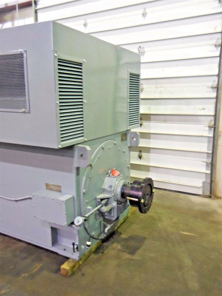 Image 2500 HP WESTINGHOUSE Induction Motor 1527577