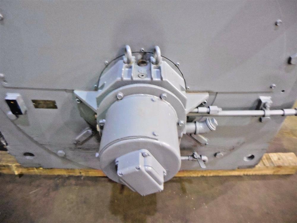 Image 2500 HP WESTINGHOUSE Induction Motor 1527569