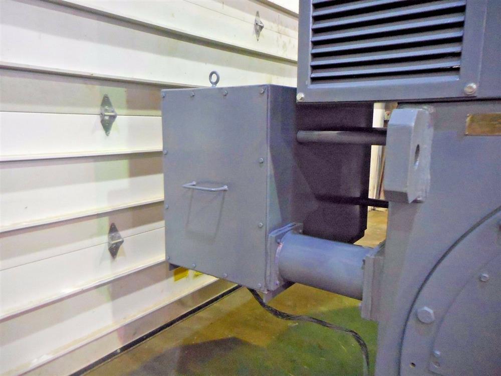 Image 2500 HP WESTINGHOUSE Induction Motor 1527570