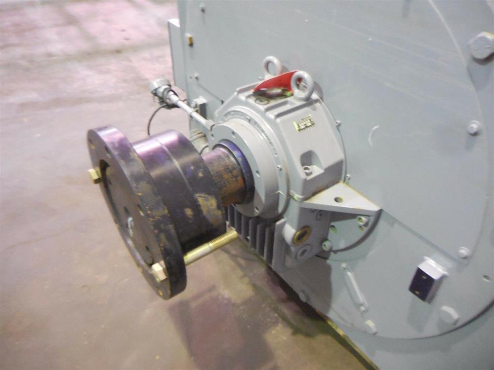 Image 2500 HP WESTINGHOUSE Induction Motor 1527573