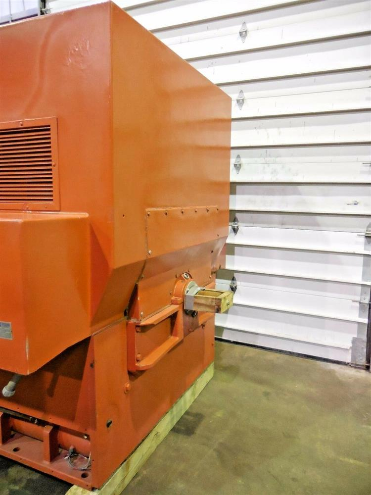 Image 3000 HP ALLIS CHALMERS Induction Motor - Type ANW 1527600