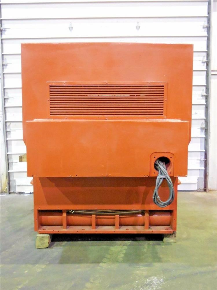 Image 3000 HP ALLIS CHALMERS Induction Motor - Type ANW 1527610