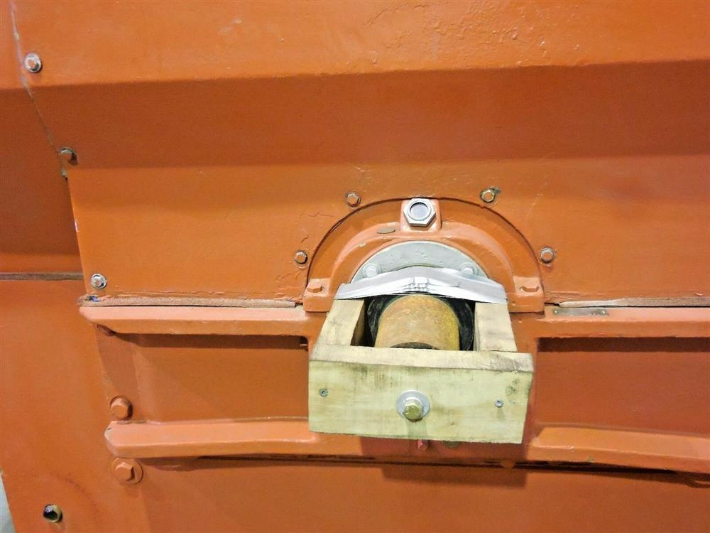Image 3000 HP ALLIS CHALMERS Induction Motor - Type ANW 1527601
