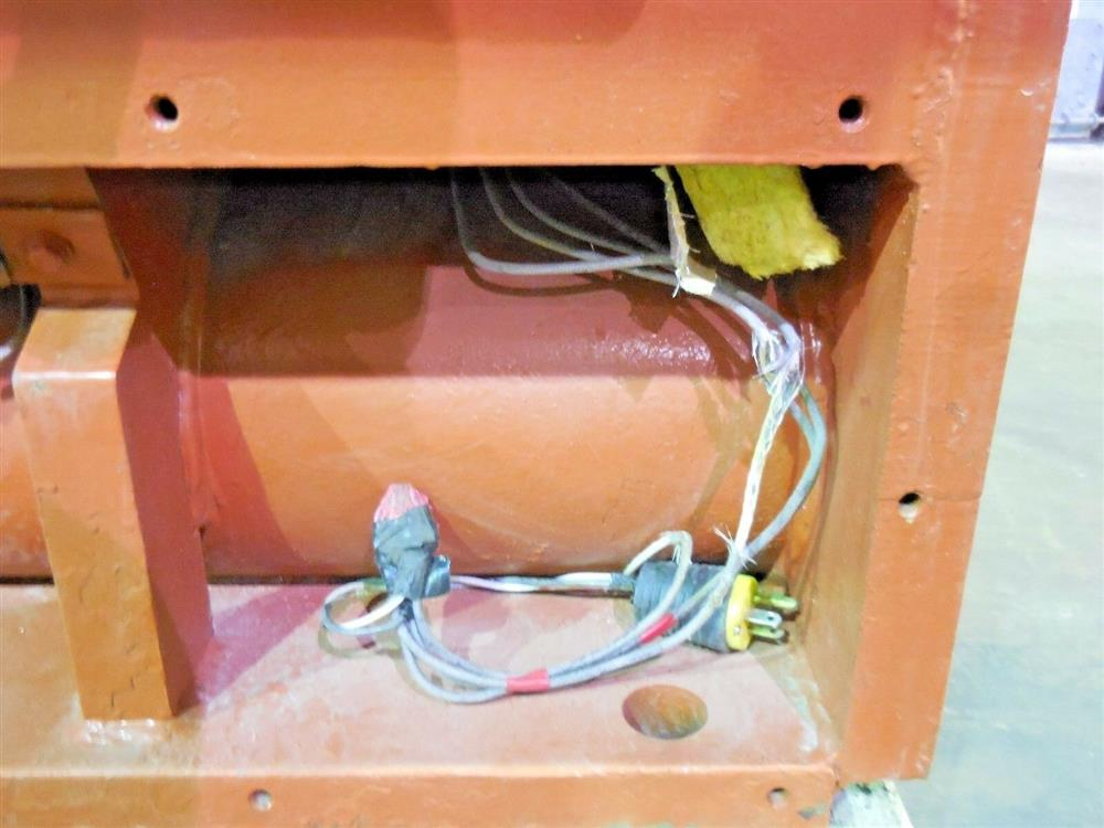 Image 3000 HP ALLIS CHALMERS Induction Motor - Type ANW 1527604