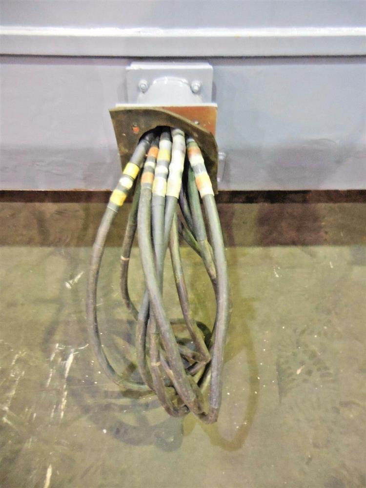 Image 3000 HP SIEMENS 3/91 Induction Motor 1527622