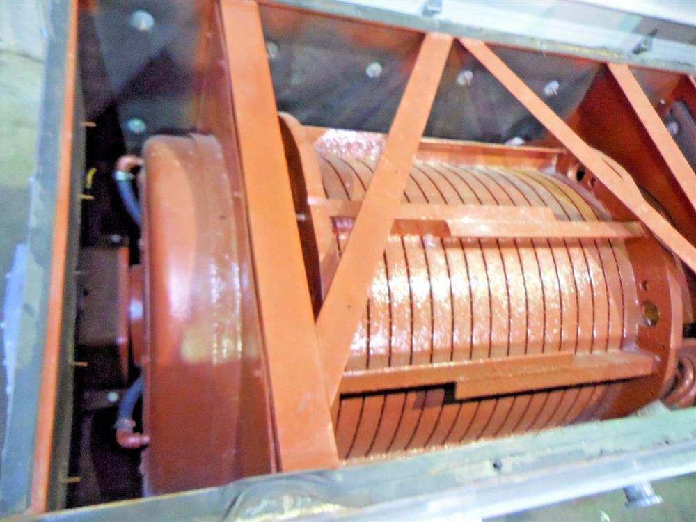 Image 3000 HP SIEMENS 3/91 Induction Motor 1527615