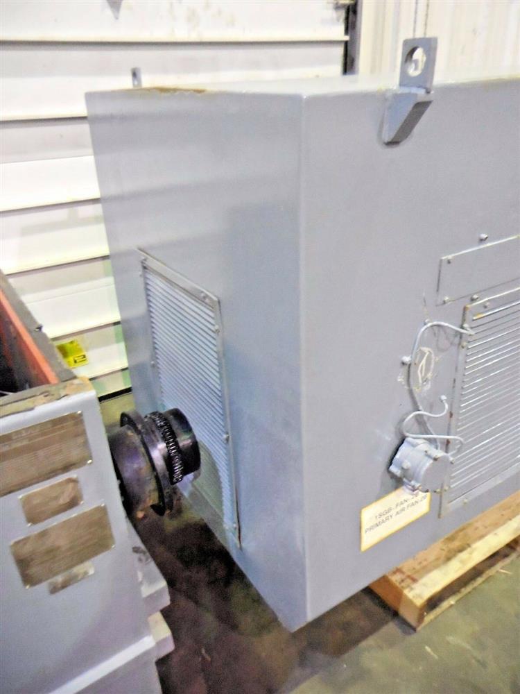 Image 3000 HP SIEMENS 3/91 Induction Motor 1527616