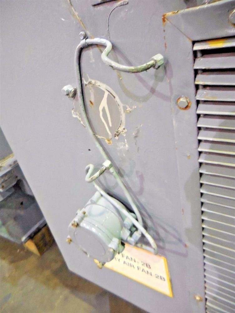 Image 3000 HP SIEMENS 3/91 Induction Motor 1527617